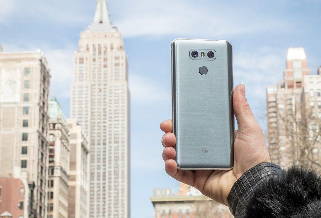 LG G6 price