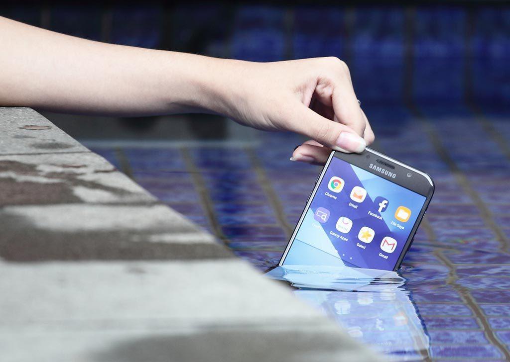 Eksplorasi Ketangguhan Samsung Galaxy A 2017 Seperti