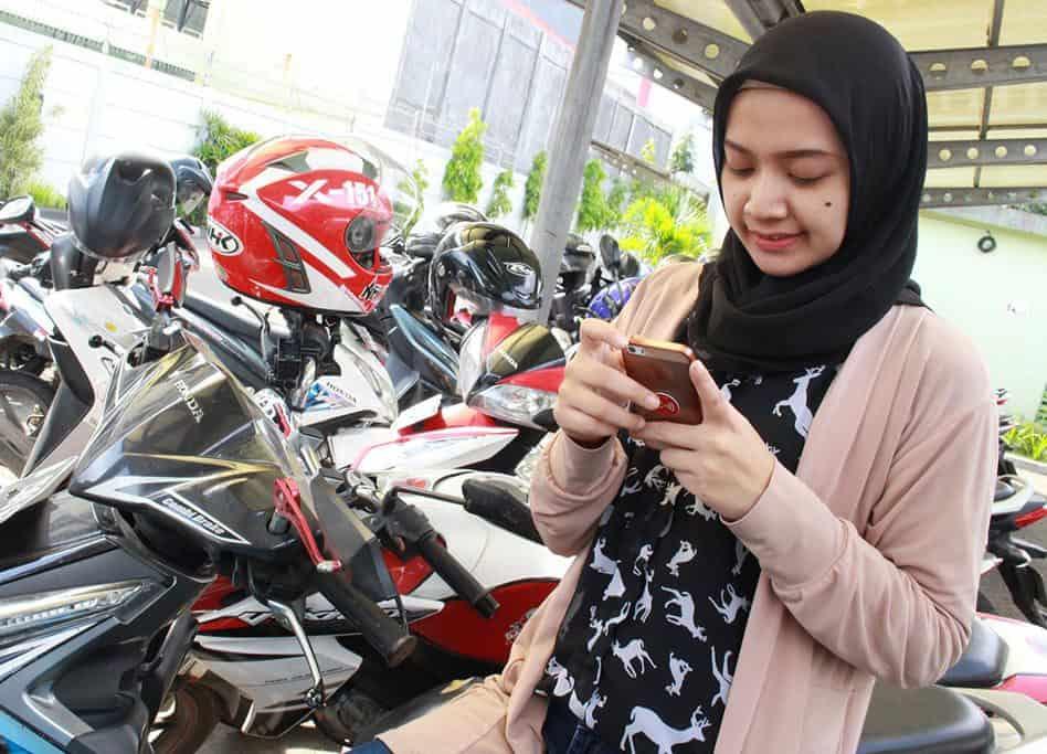 Telkomsel layanan E-SAMSAT Jawa Barat