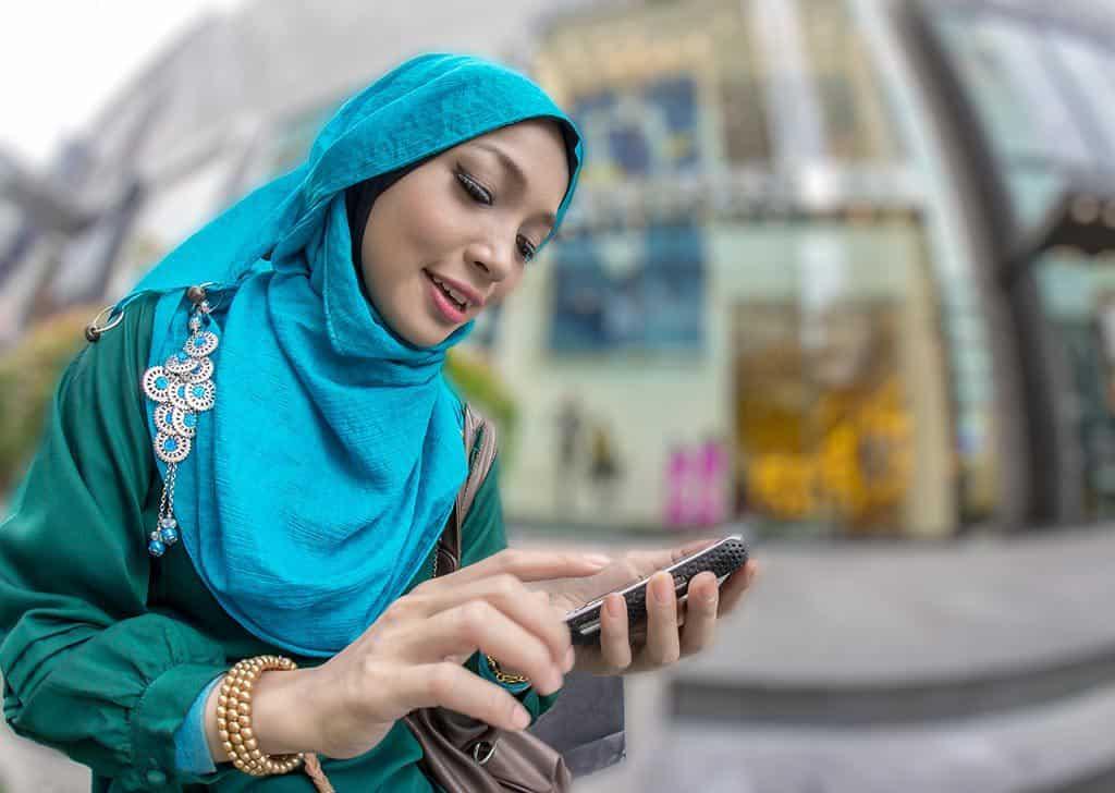 Ramadan bulan belanja online