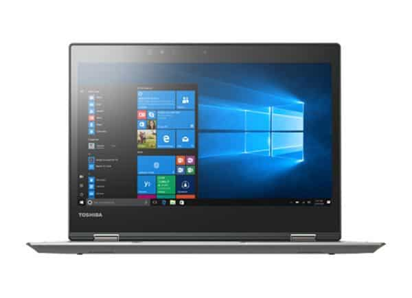 toshiba portege laptop mode