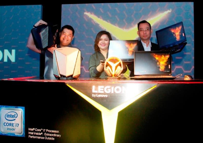 Lenovo Legion launching