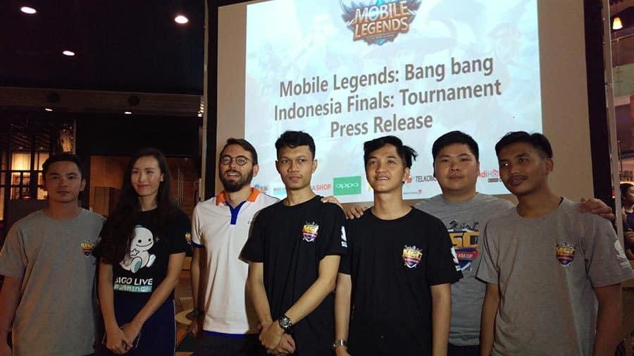 Mobile Legends final