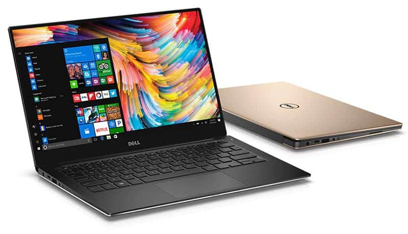 dell xps 13 product