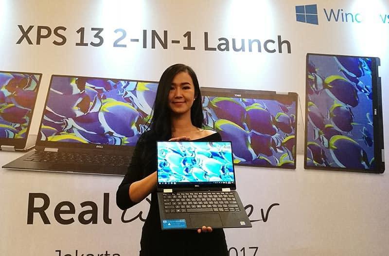 model Dell XPS 13