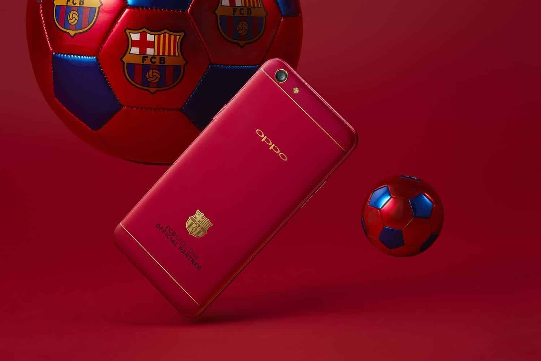 OPPO F3 FC Barcelona