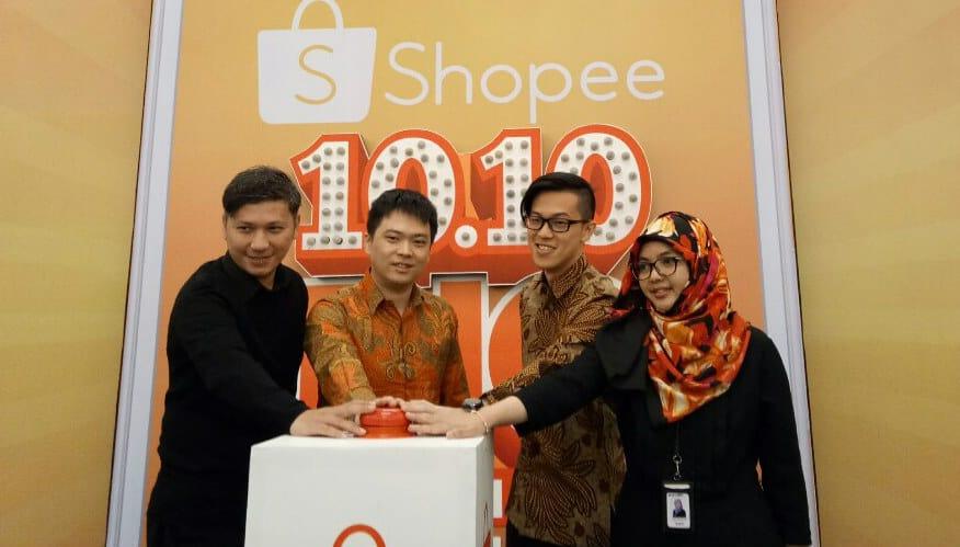 Shopee 10.10 Big Mobile Shopping Day 201
