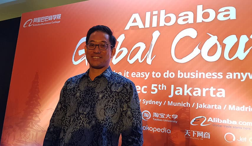Alibaba Global Course has Invited Indonesian SMEs to Learn