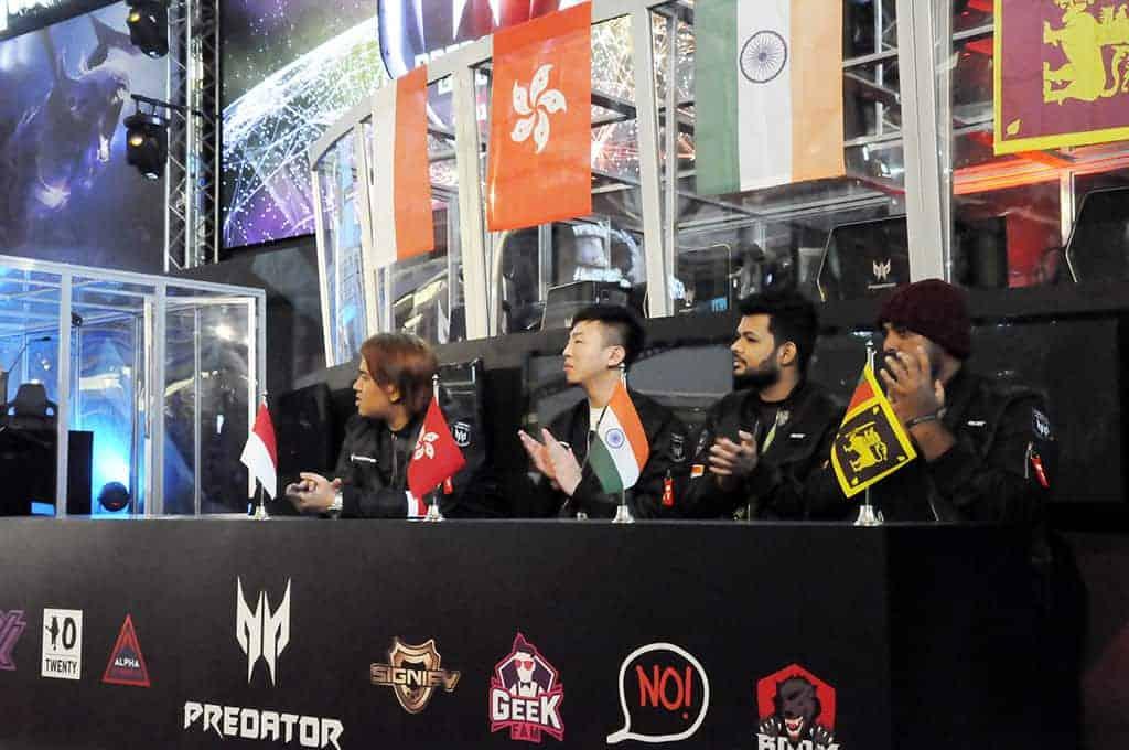 Grand Final APAC Predator League 2018