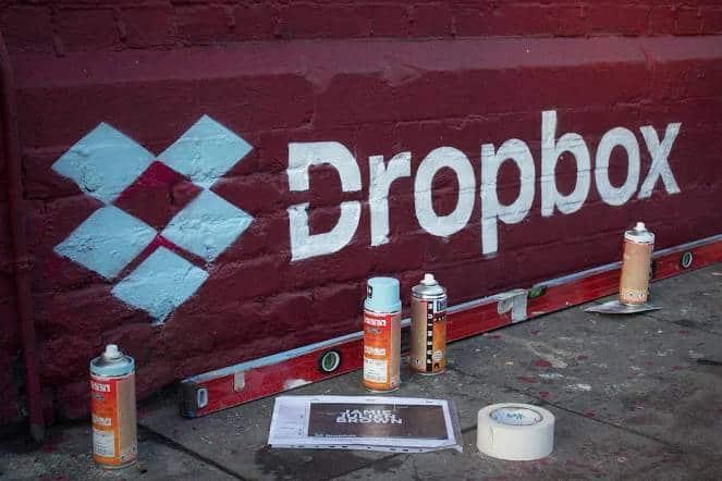 Dropbox Artists