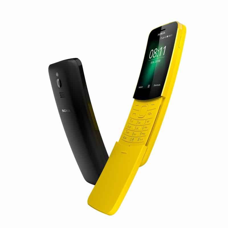 Tambahan: Nokia8110 alias Nokia Pisang