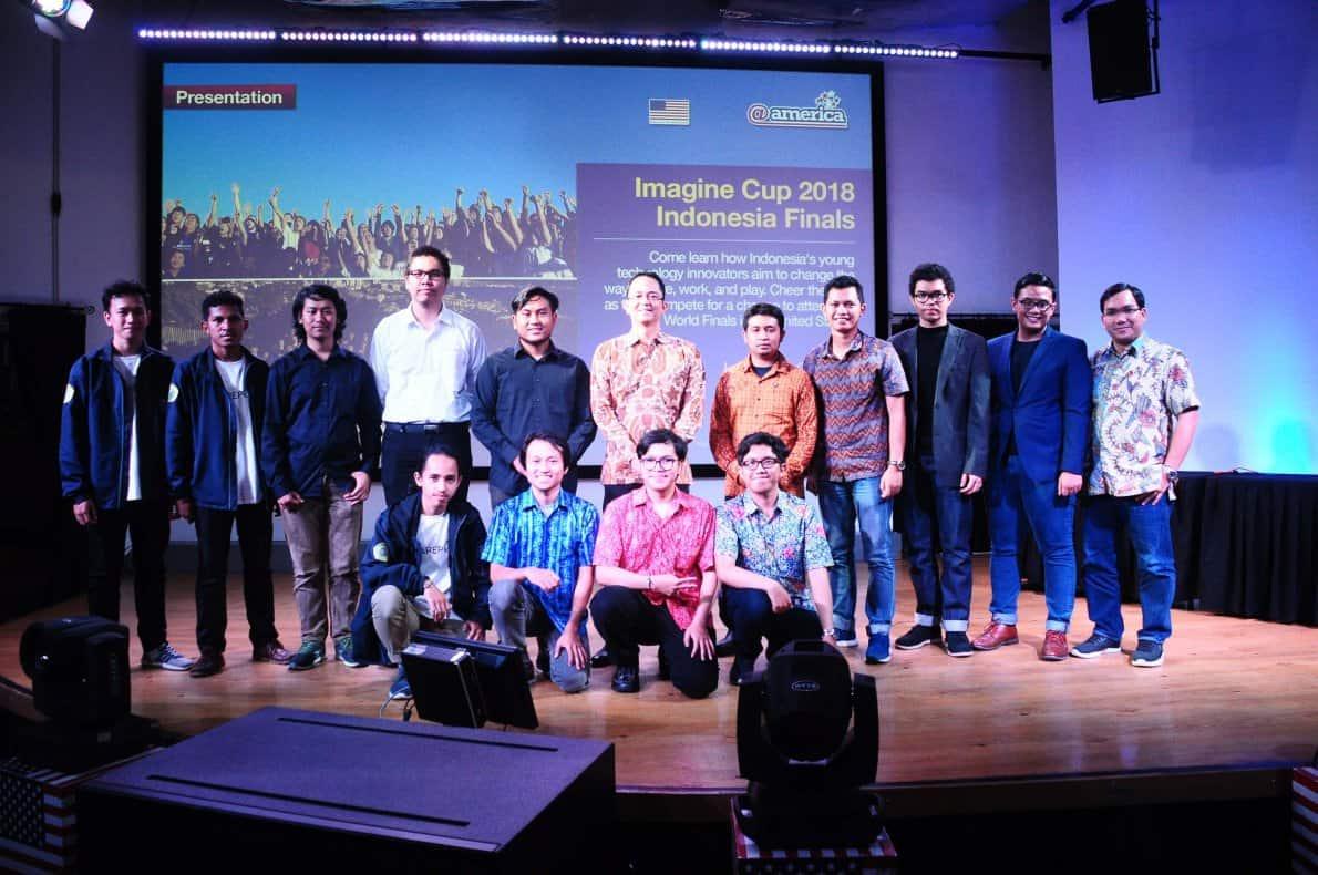 Foto 3 Imagine Cup 2018 Indonesia