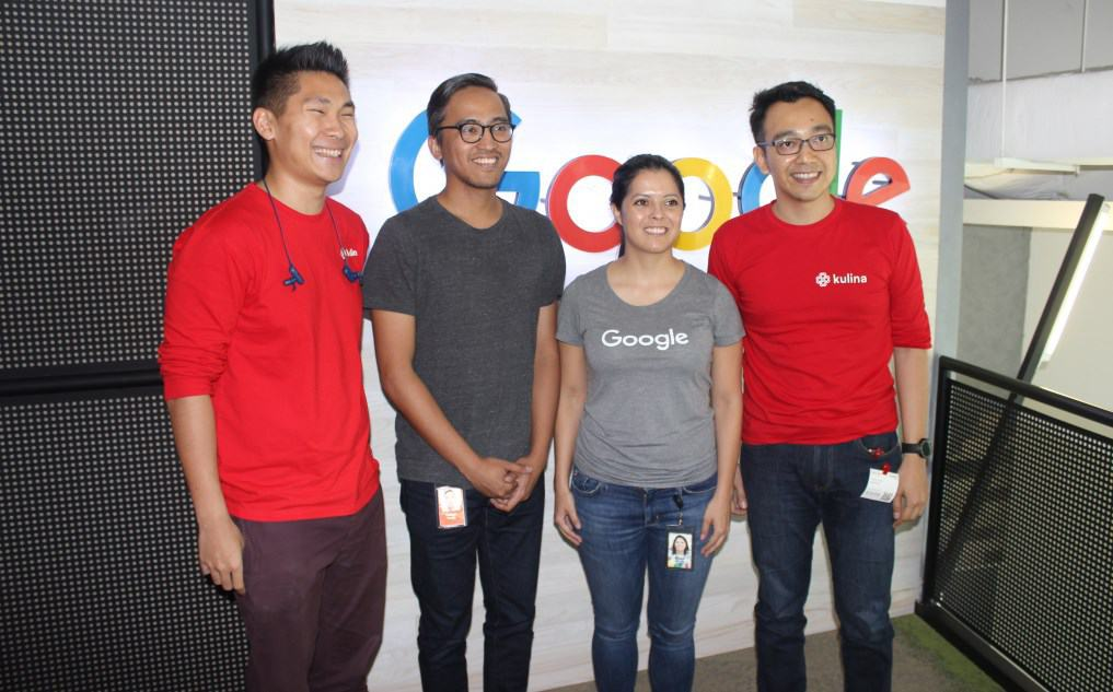 Kulina Google Accelerator