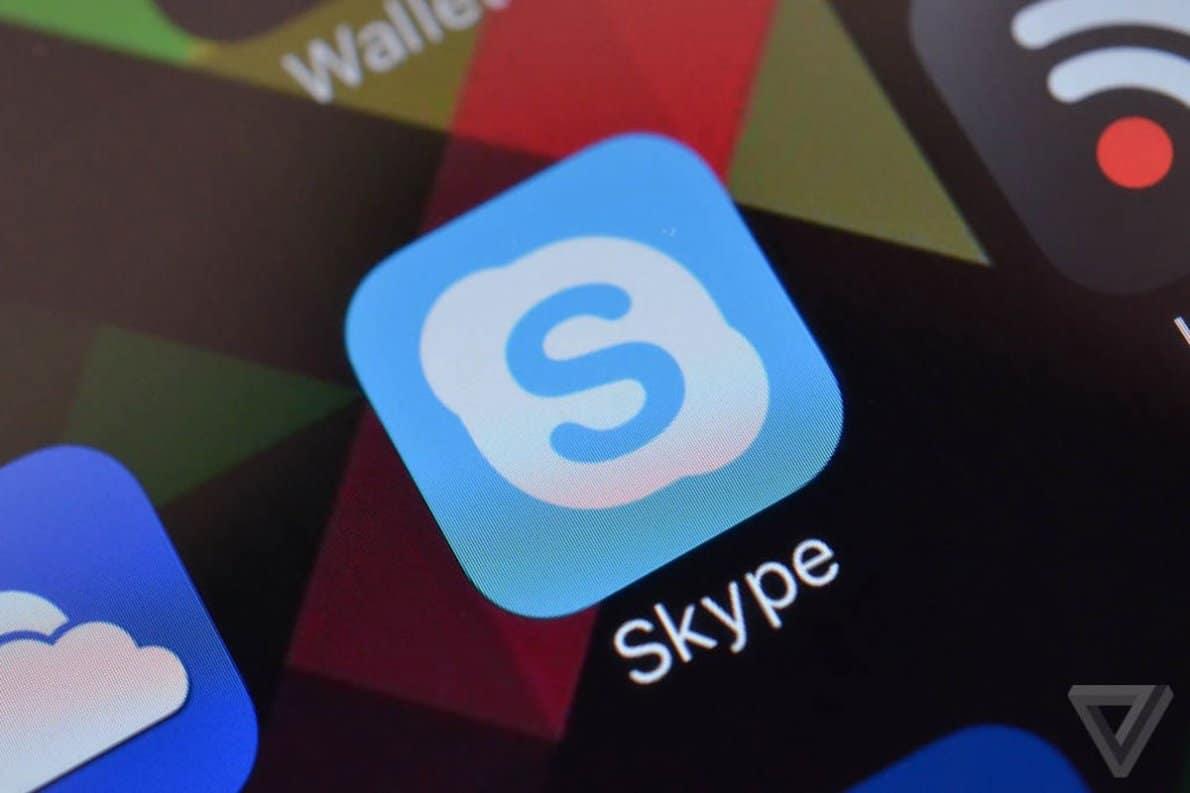 Upgrade Skype