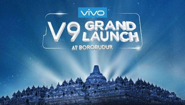 Launching smartphone Vivo 9 yang sita perhatian publik pekan ini