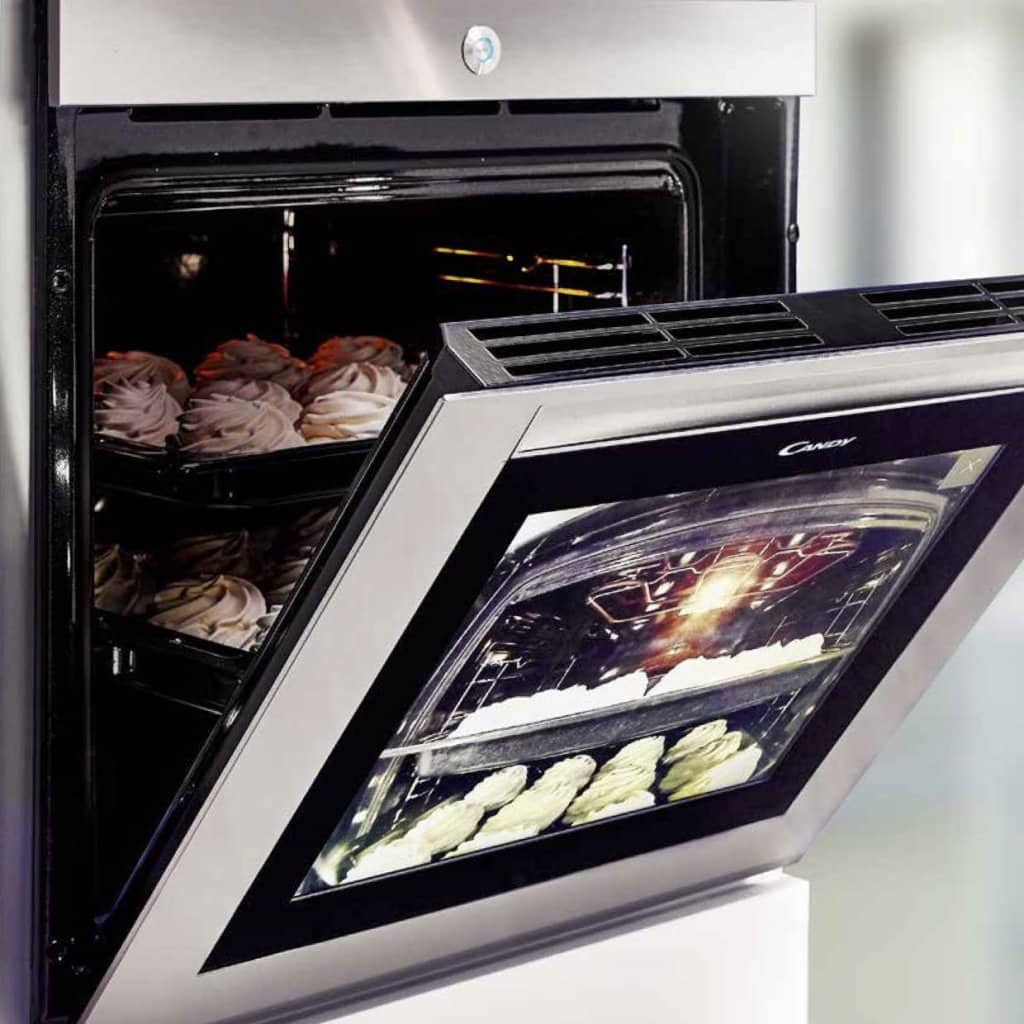 Watch and Touch Oven
