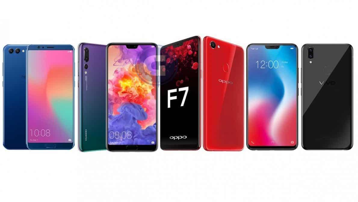 smartphone terbaru 2018