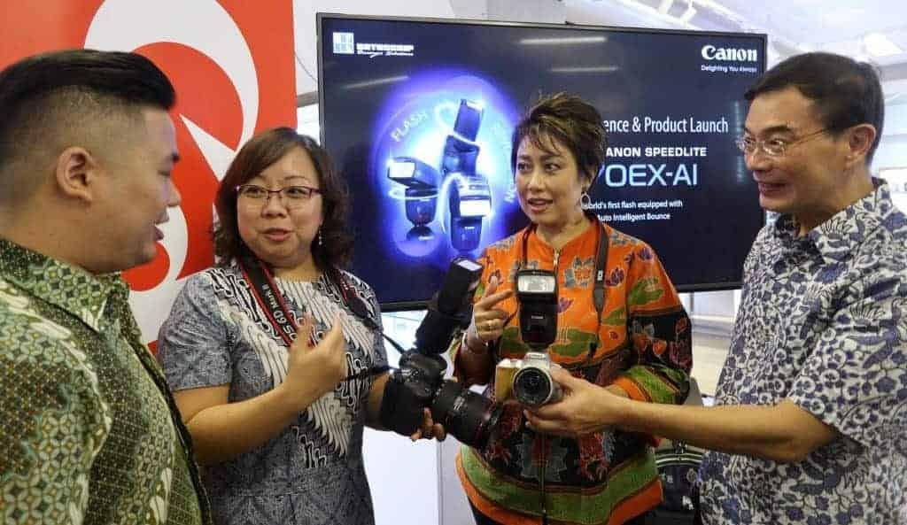 Canon Speedlite 470EX AI launch