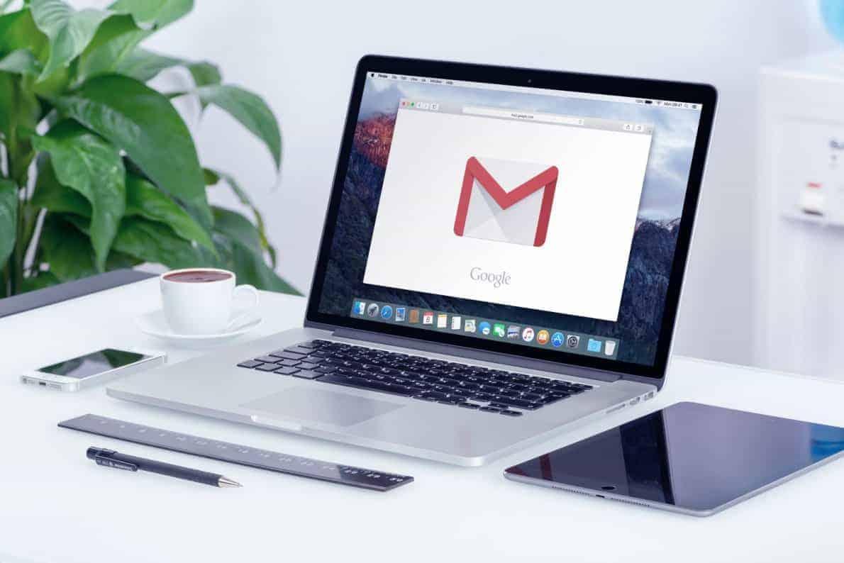 Tampilan baru Gmail. Foto oleh engadget.com