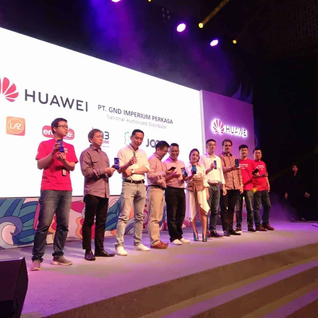 Peluncuran HUAWEI nova 2 lite di Jakarta