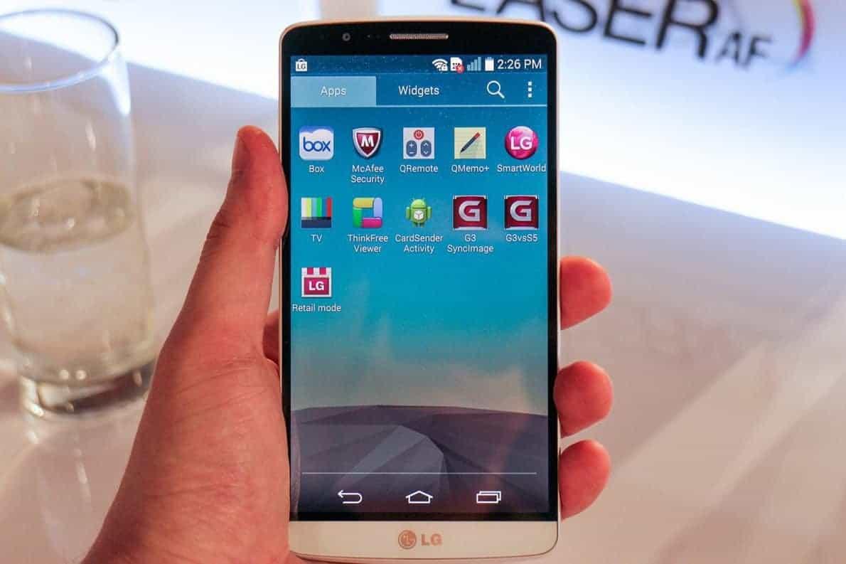 LG G7 ThinQ akan jadi produk andalan berikutnya dari LG