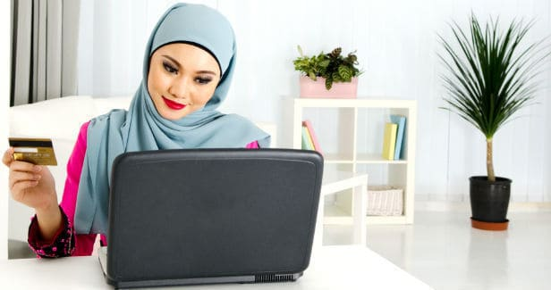 fakta belanja online Ramadan
