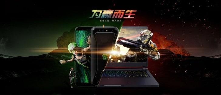 smartphone Xiaomi Blackshark