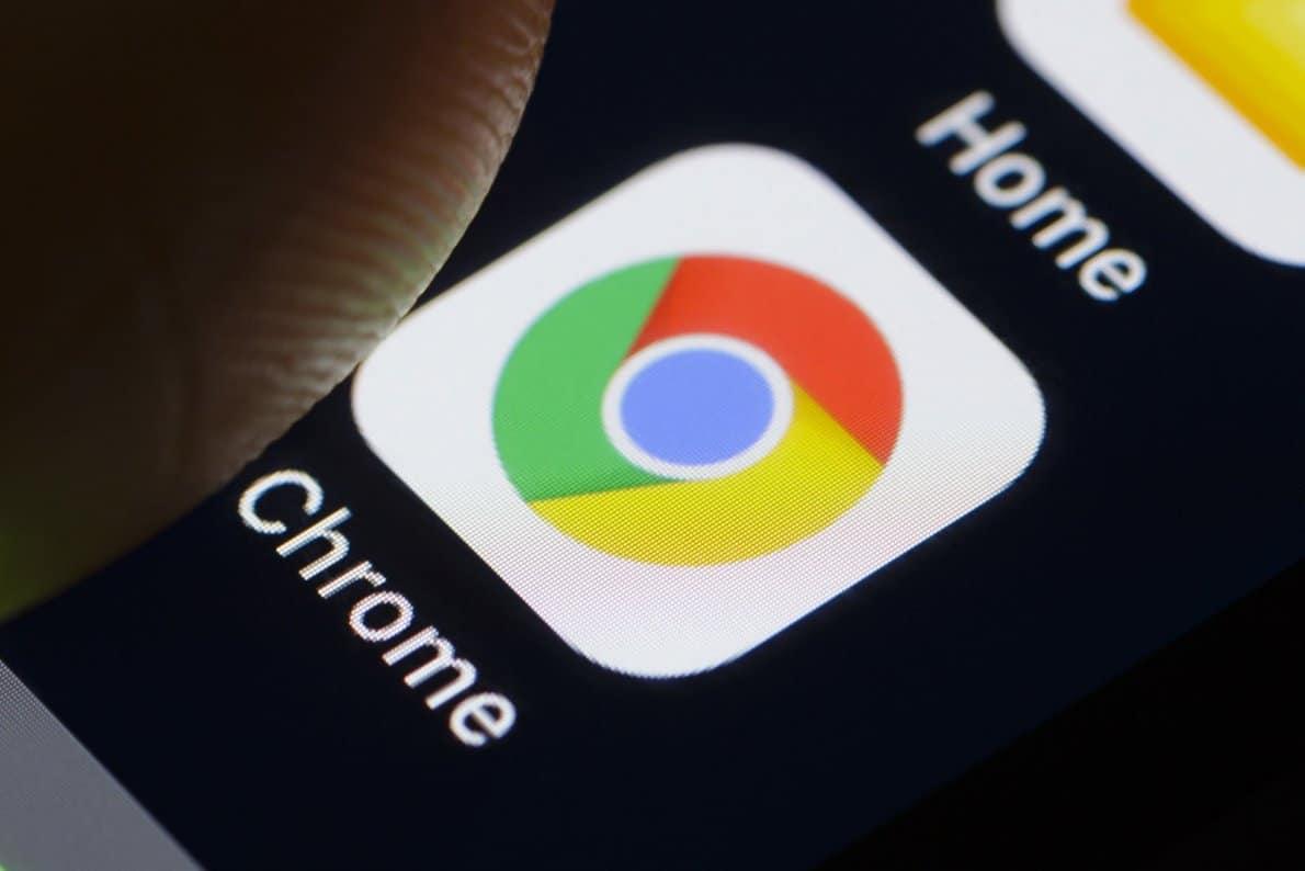 Update Google Chrome 66. Foto oleh androidheadlines.com