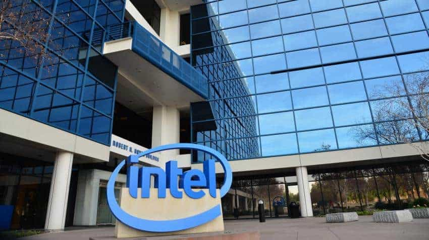 intel office in India