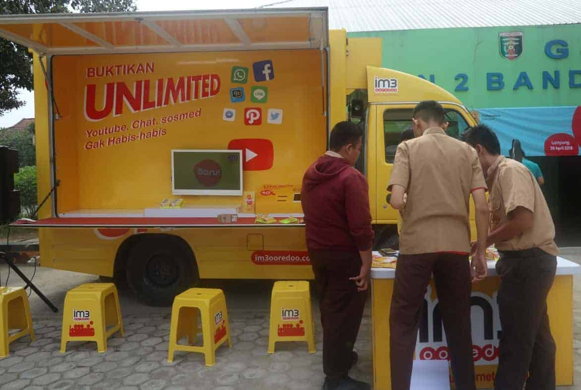 paket im3 unlimited