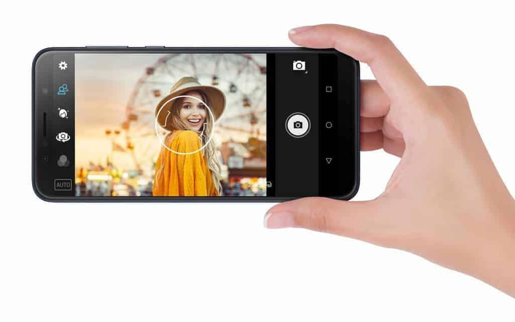 Asus Zenfone Max Pro M1 bokeh
