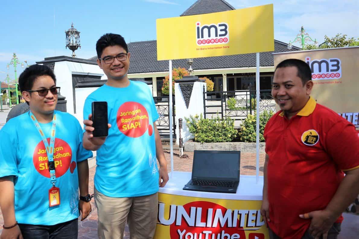 Indosat Ooredoo Mudik 2018
