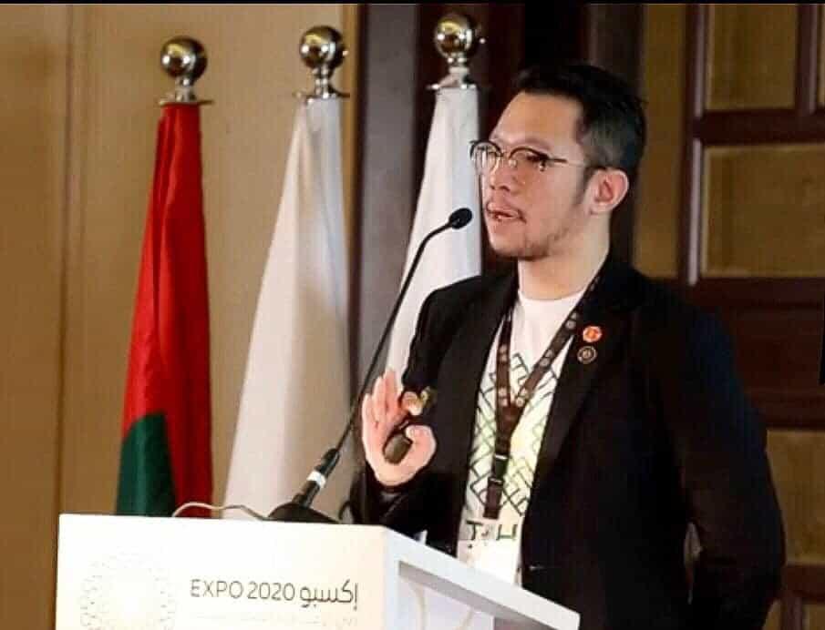 Ronald Wijaya, Co-founder Ethis Crowd dan CEO Ethis Indonesia