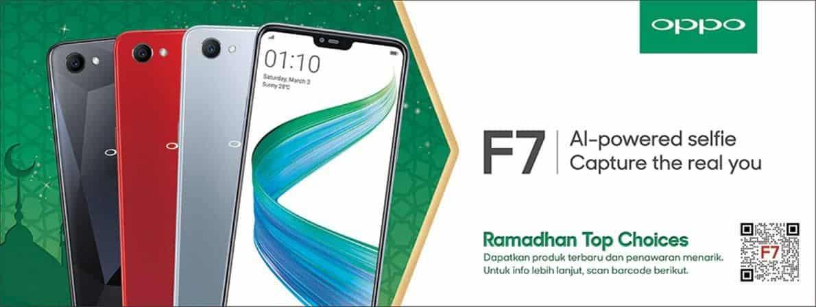 Ramadhan Top Choice OPPO