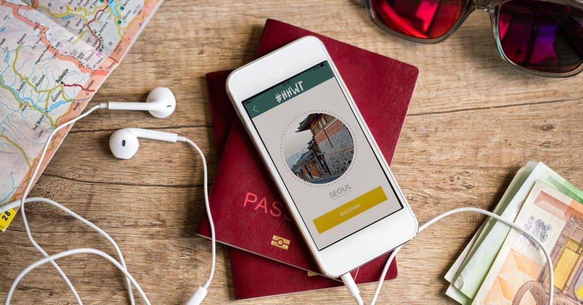 Have Halal, Will Travel dalam chatbot Sofia
