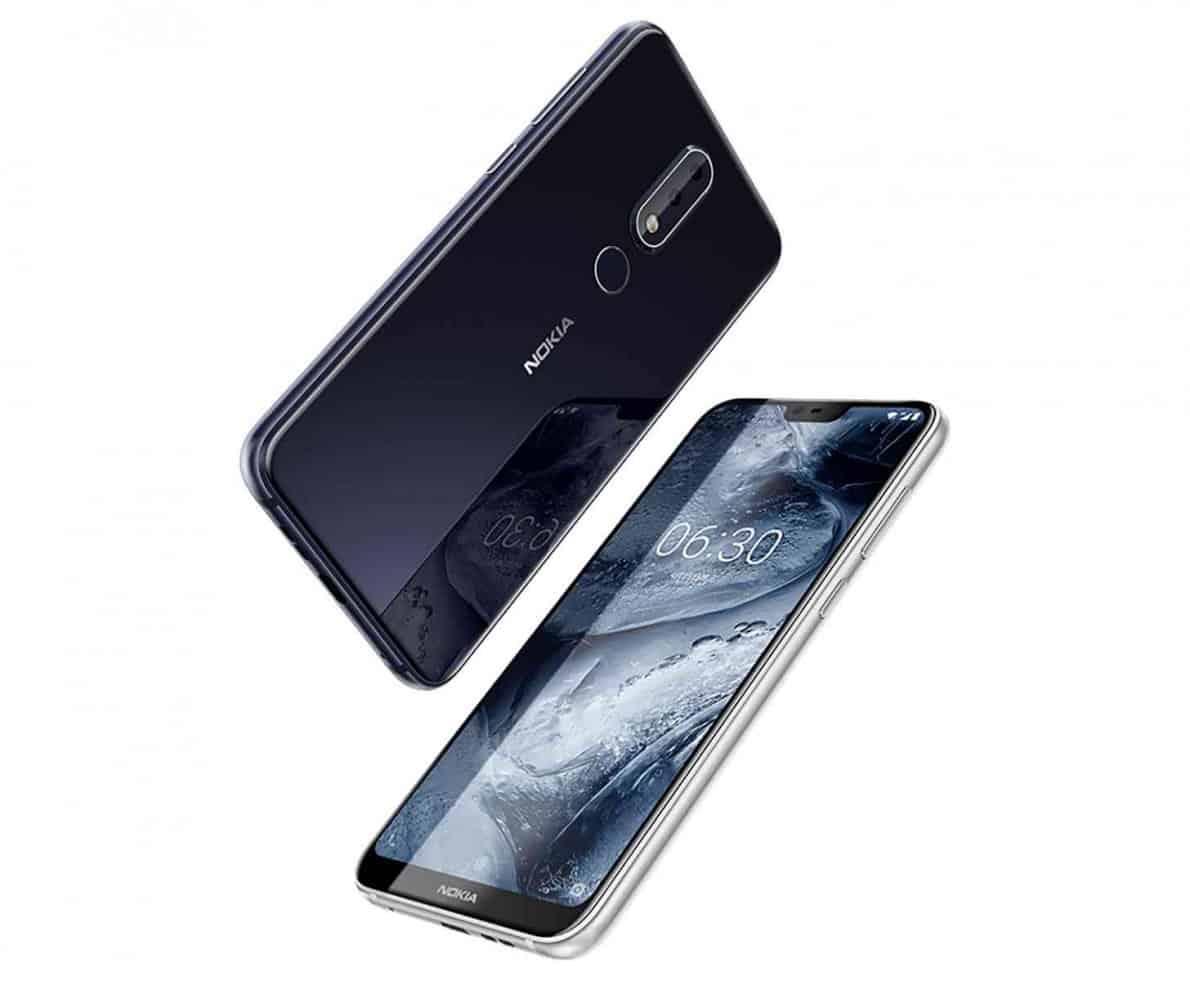 Nokia X6. Foto oleh phonedog.com