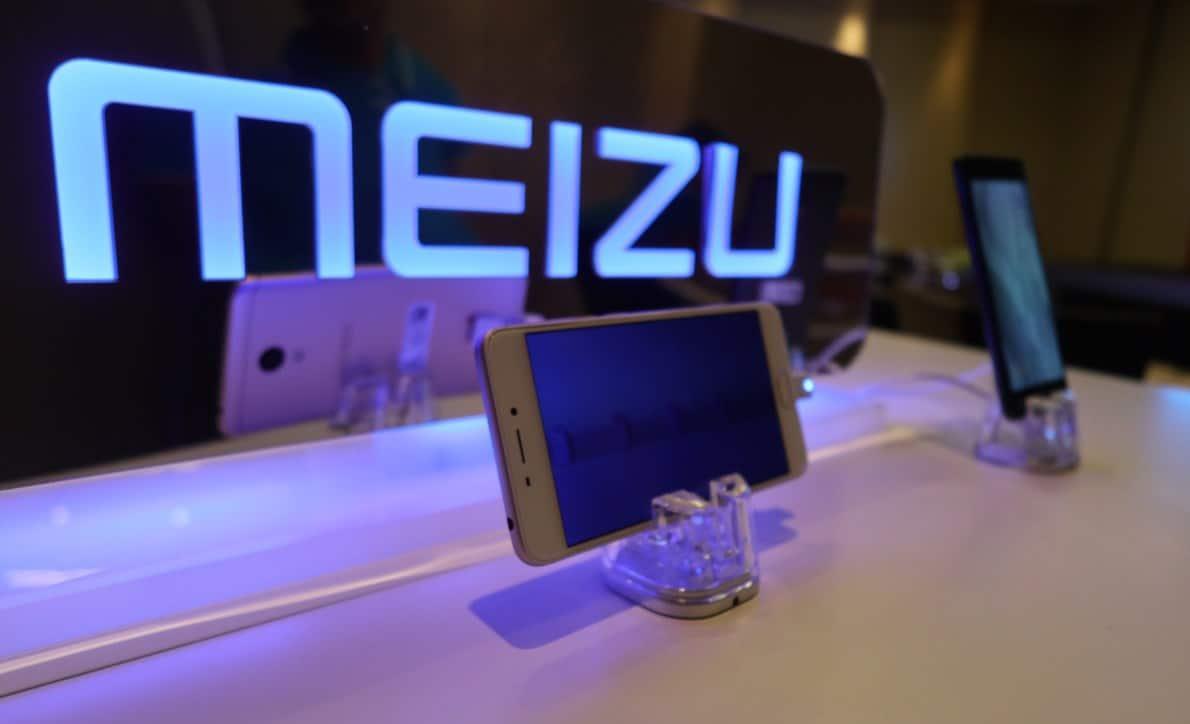 Meizu M6 phone