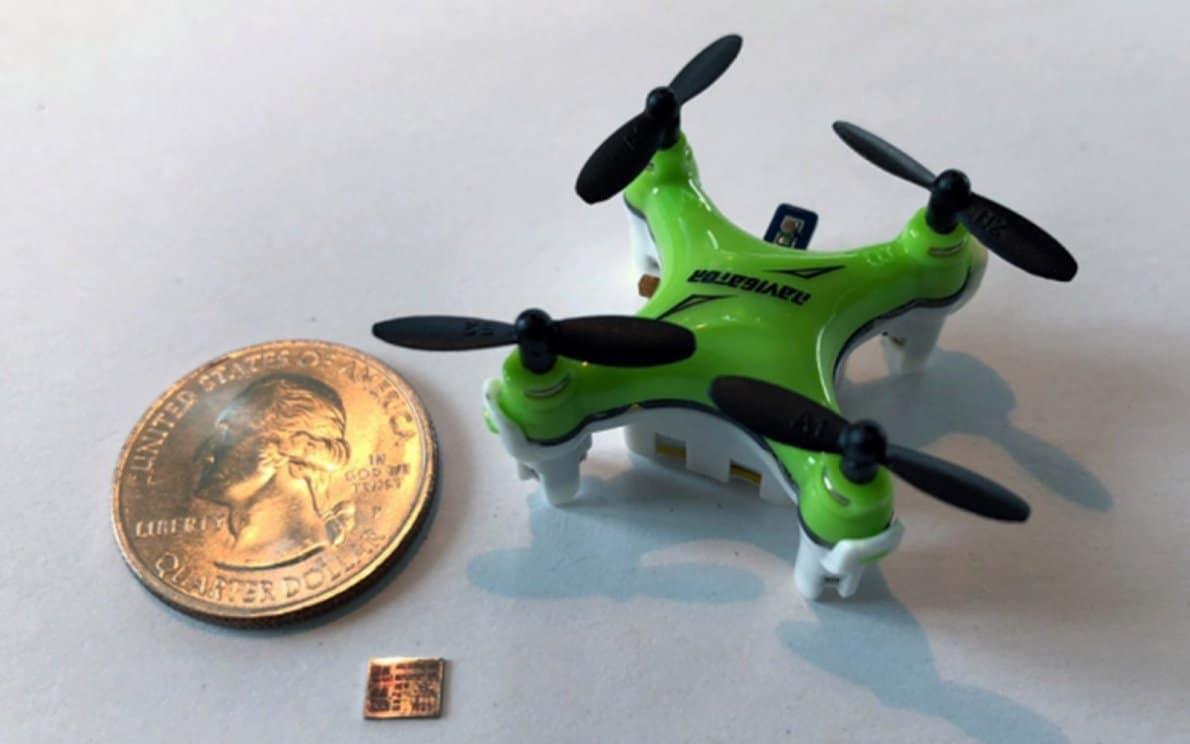 Microship drone