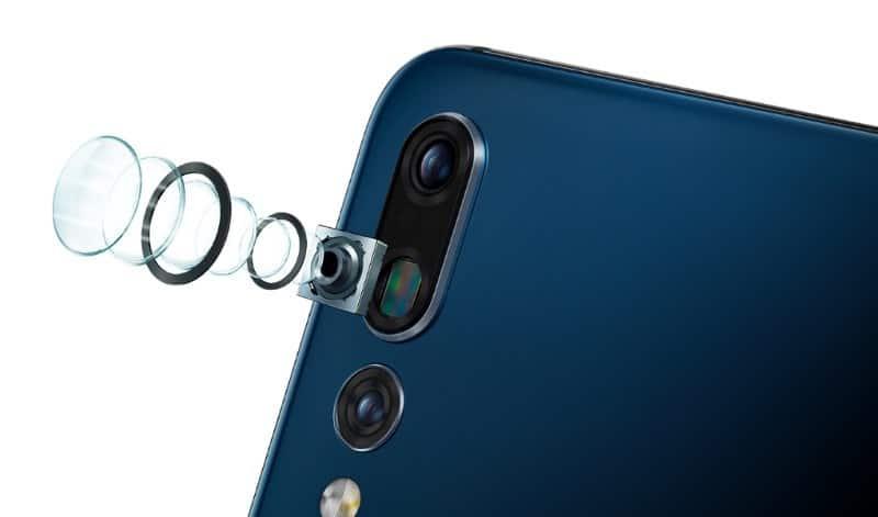Triple Camera Berteknologi Leica