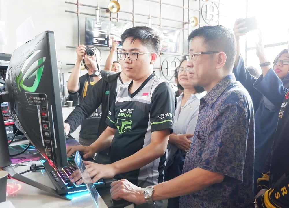 monitor gaming NVIDIA G-SYNC