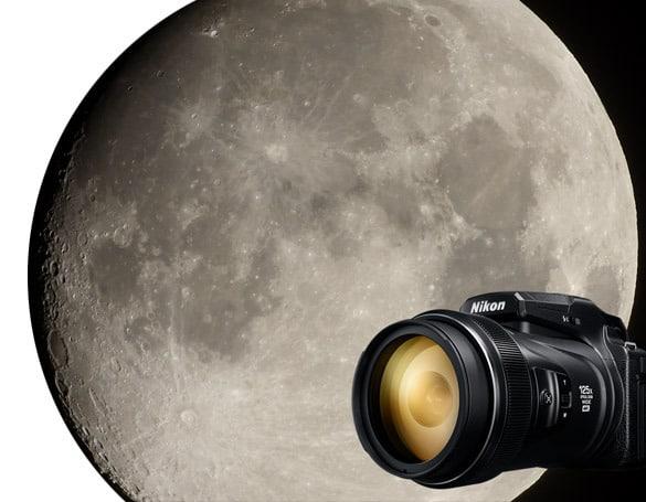 Nikon Coolpix P1000 Super telephoto