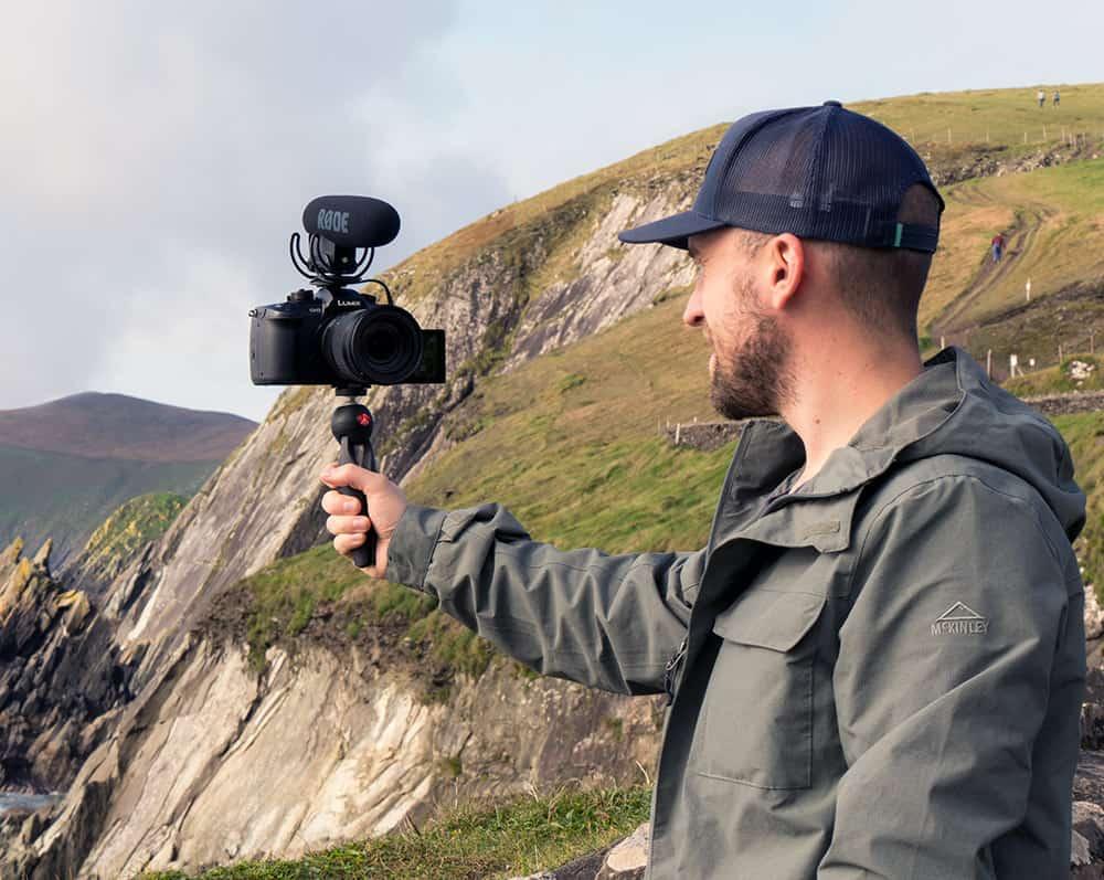 rekomendasi kamera vlogging. Foto oleh