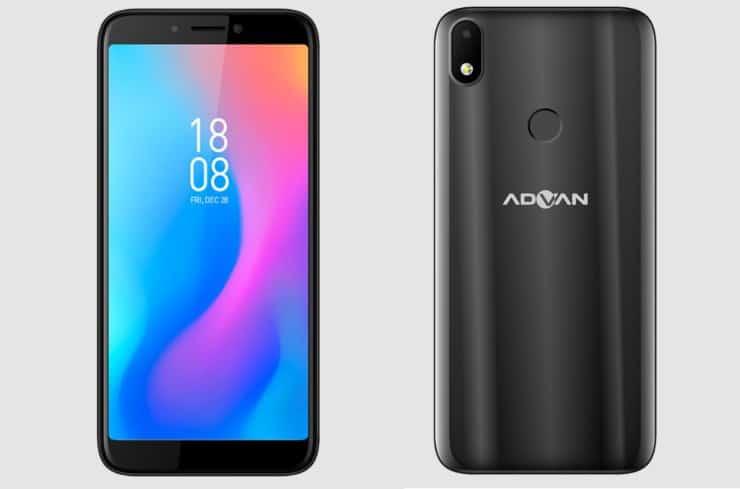 Advan G2 Plus 6