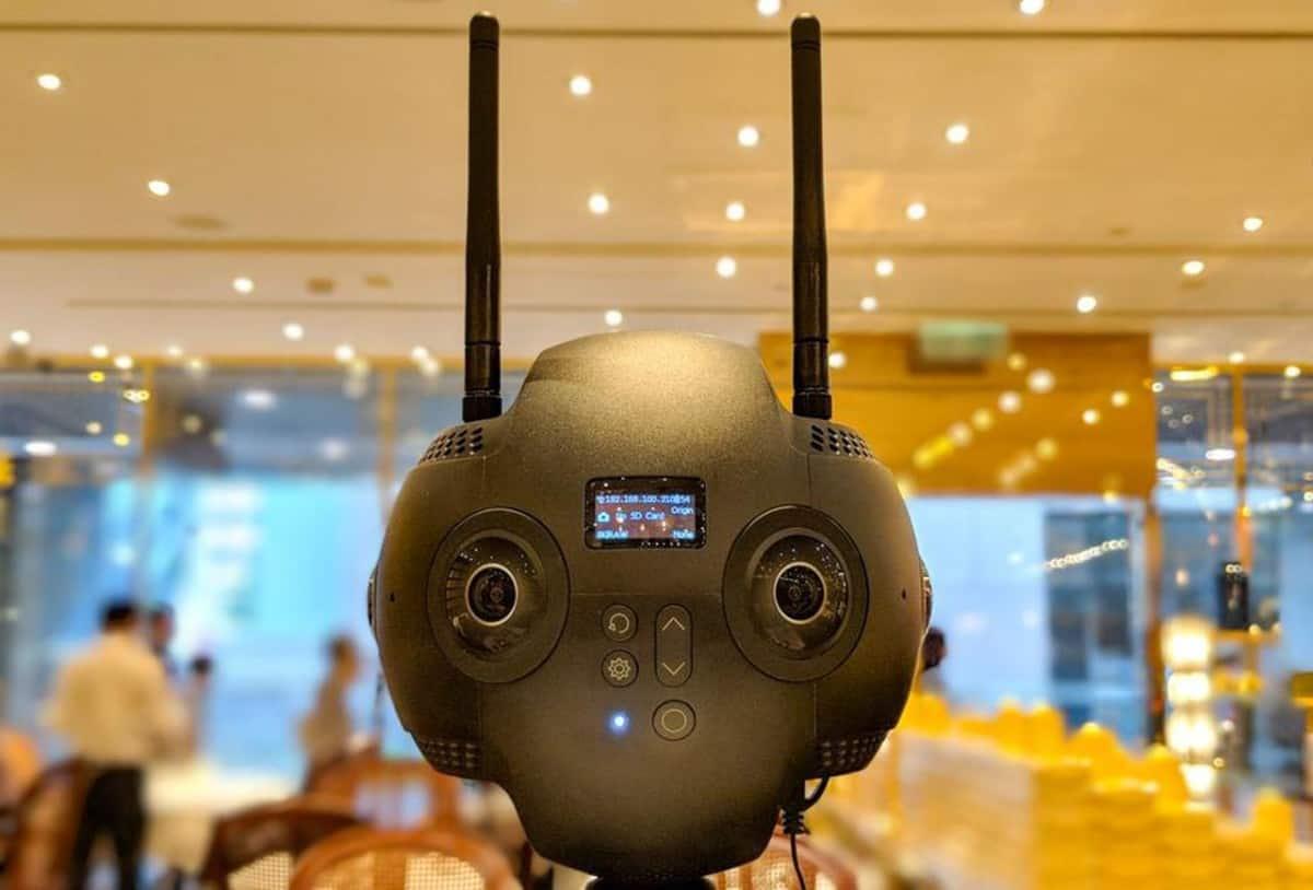 Insta360 Pro 2. Foto oleh forbes.com