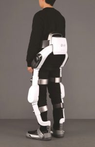 LG CLOi SuitBot Standing Back