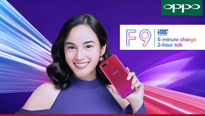 OPPO F9 Indonesia