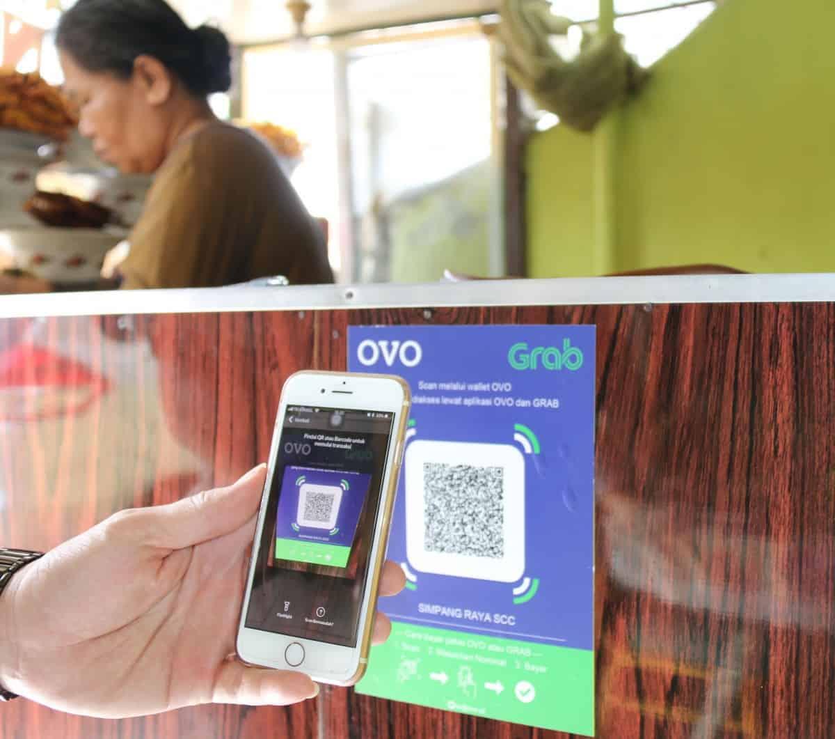 OVO dan Global Online Credit