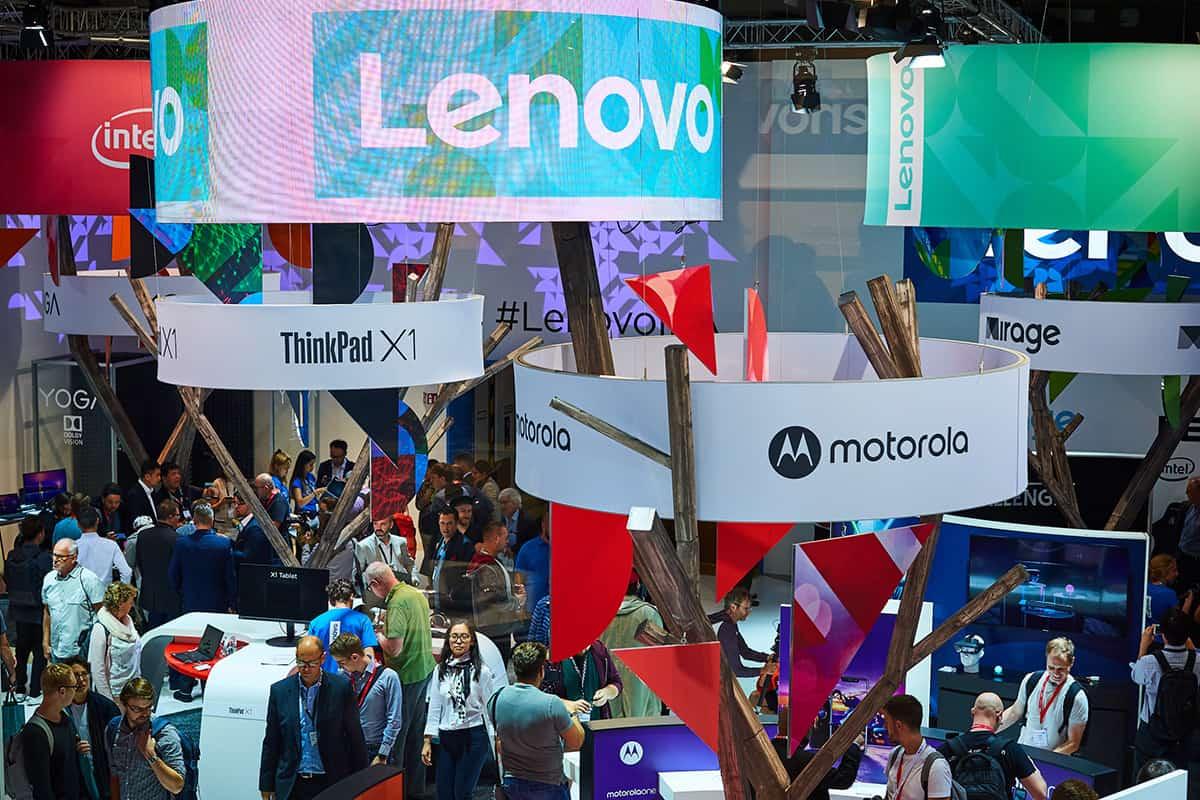 Lenovo Tech Life - IFA 2018
