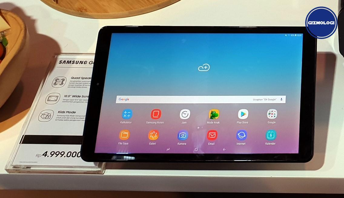 Samsung Galaxy Tab A product 1