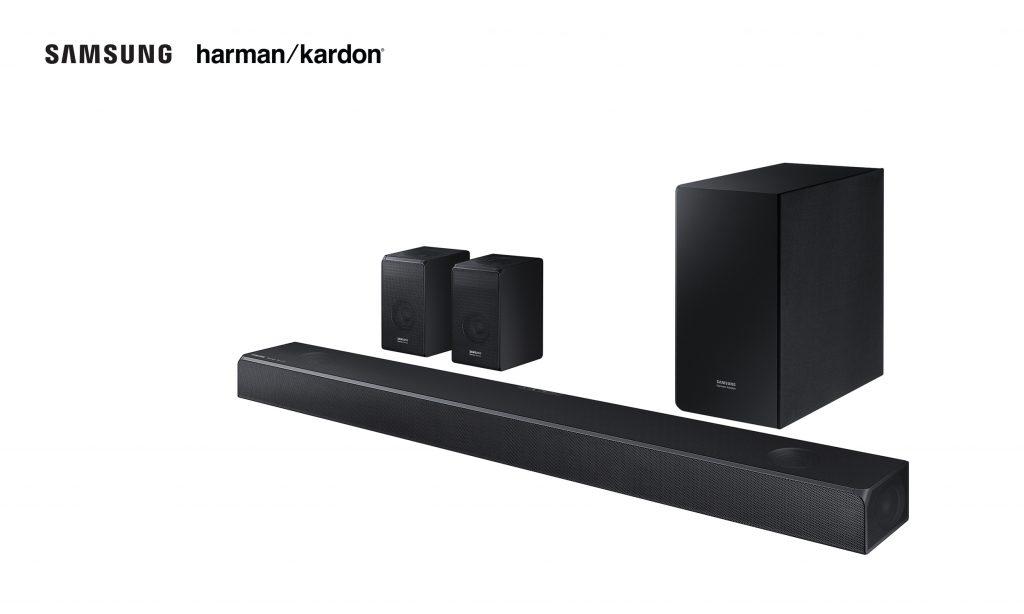 Samsung Harman Kardon Soundbar 1